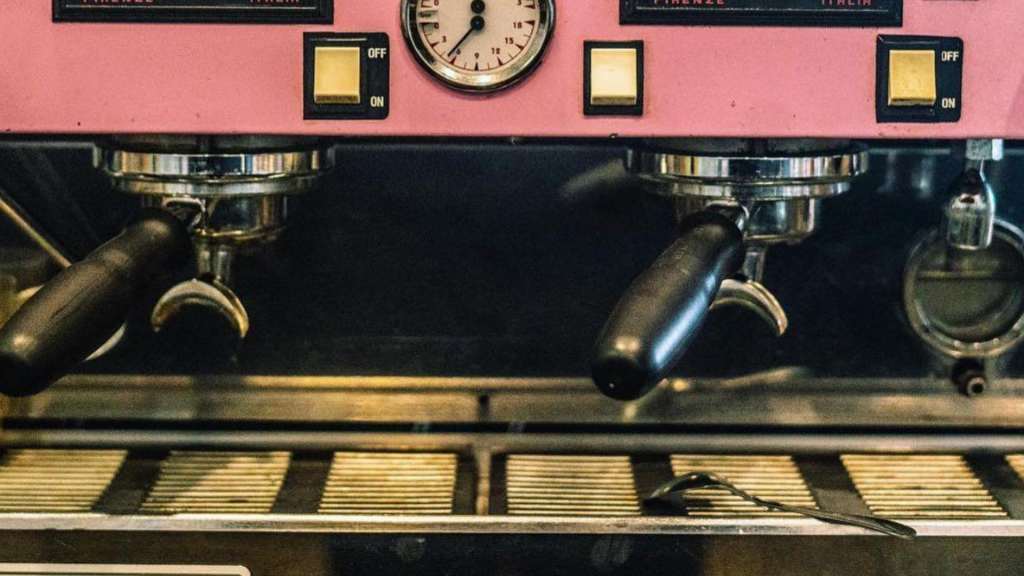 Grounded Grocer Cafe Coffee Machine